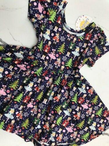 Nutcracker 12-24M CLOSEOUT FINAL SALE Charlie/'s Project Hugs Dress