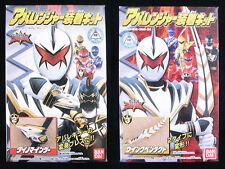 Bandai Power Rangers Dino Thunder Abare Killer Morpher + Drago Sword Gashapon JP