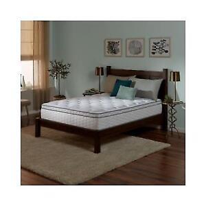 Serta Sleeper Wynstone Ii Cushion Firm Eurotop Queen Mattress Ebay