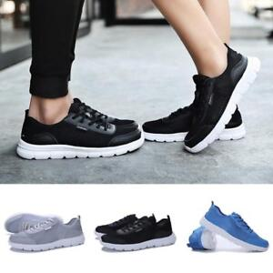 3ccd696414e79f Image is loading Men-039-s-Mesh-Breathable-Casual-Shoes-Comfortable-