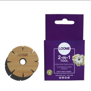 Loome Pom Pom Trim Guide