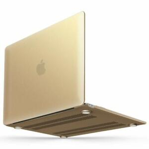 Hard Shell Case Cover for Apple MacBook Pro Retina 13 A1502 A1425 Gold