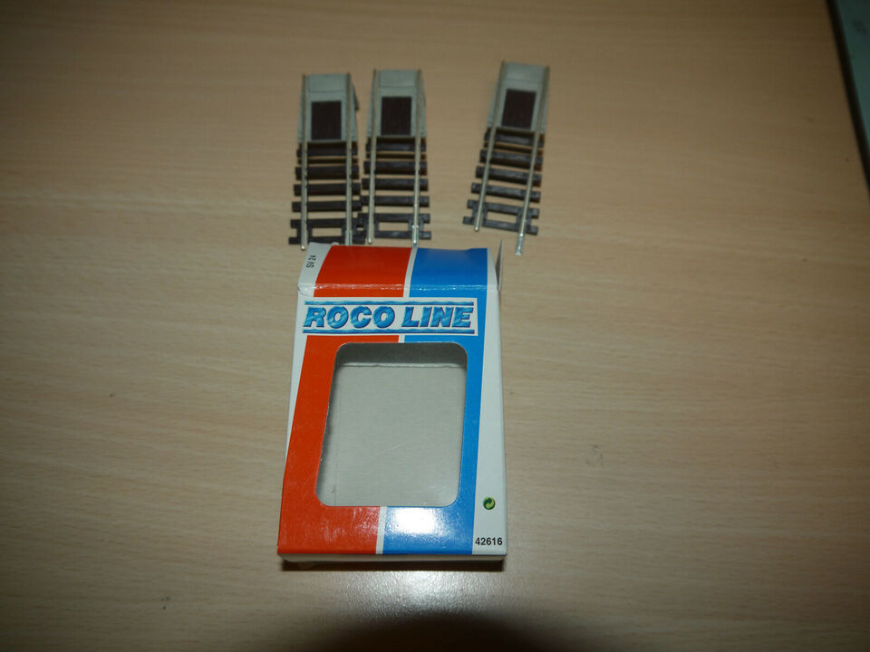 Roco 42616 ekstra udkørsel til Drejeskive H0 DC...