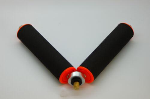 "6/"" Pole Roller Rest Fishing Tackle Rod Pole Holder Carp Coarse 15 cm"