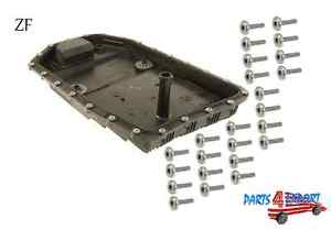 Zf Automatic Transmission Filter Kit Amp Oil Pan With