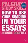 How to Use Your Reading in Your Essays von Jeanne Godfrey (2013, Taschenbuch)
