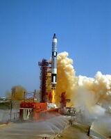 8x10 Nasa Photo: Gemini - Titan Iv (4) Launch, First Space Walk Mission