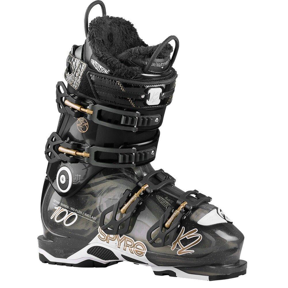 2016 K2 Spyre 100 23.5 Women's Ski Boots