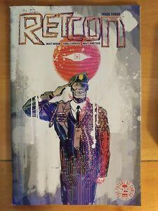 RETCON-3-2018-IMAGE-Comics-VF-NM-Comic-Book