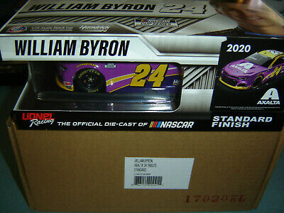 """2020 WILLIAM BYRON #24 Axalta /""""24 Tribute/"""" 1:64 Action In Stock Free Shipping"""