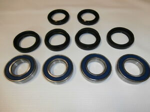 Yamaha Grizzly  Rear Wheel Bearings