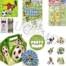 Childrens Football Pre Filled Party Bags Kids Birthday Gifts Favors