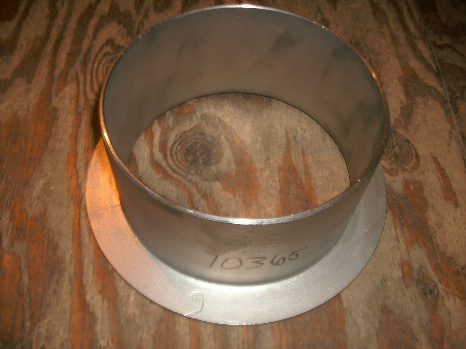 """3/"""" sch 10  304 Stainless Steel Pipe 6/' Pc"""