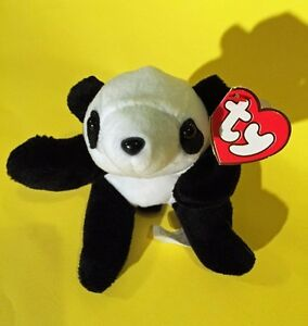 5c63d5deeed Peking Beanie Baby -RARE-REDUCED PRICE-1st Gen TushTag-PVC Pellets ...
