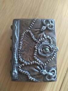 Homemade Horror Hocus Pocus Winifred Sanderson's Evil Spell Book Magnet