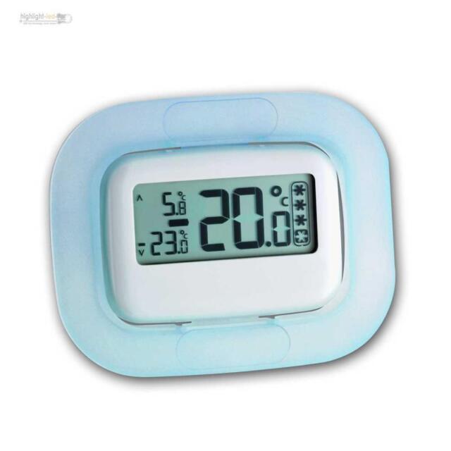 Refrigerator Thermometer Digital Cool Freezer Thermometer, Thermometer Tfa