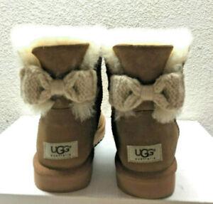 ugg mini bailey bow 41