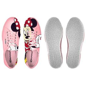 SUPERGA-CARTOON-2750-DISNEY-MINNIECOTJ-SCARPA-bambina-MINNIE-F15-pink-jr-S002EB0