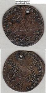 Rechenpfennig-Jeton-sign-H-K-wohl-Neumann-32311-gelocht-holed-stampsdealer