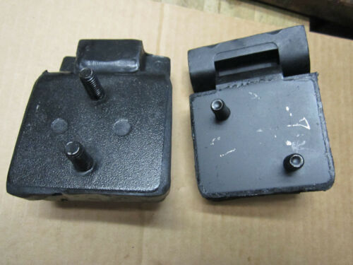 72-93 JEEP 304 360 ENGINE MOTOR MOUNTS CJ5 CJ6 CJ7 CHEROKEE J10 J20 WAGONEER 8CY
