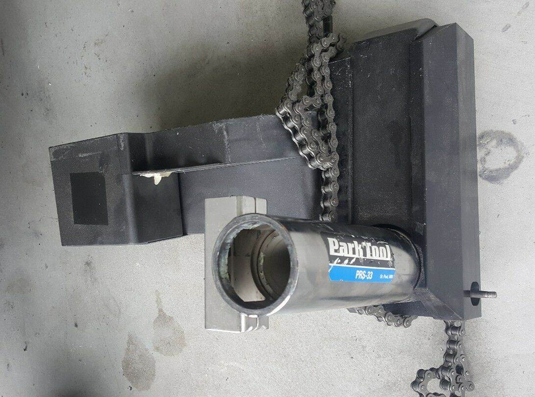 Park tool prs-33 electric lift add on