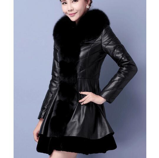 Fashion Fashion Fashion Damen Pelzkragen Hüftlang Gr.S-9XL Schlanke Elegant Mäntel | Offizielle Webseite  | Lass unsere Waren in die Welt gehen  | Verschiedene aktuelle Designs  73ed78