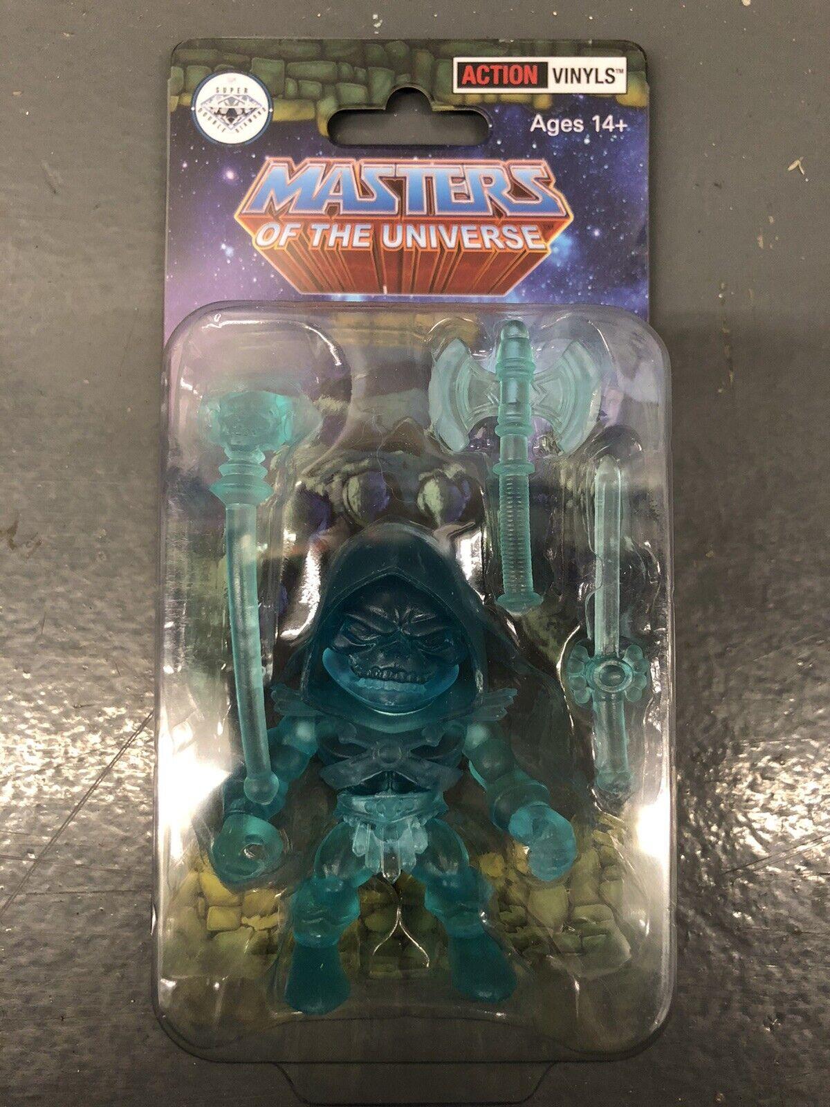 The Loyal Subjects Amos del Universo SDDC Claro Azul Skeletor Amos Del Universo limitado