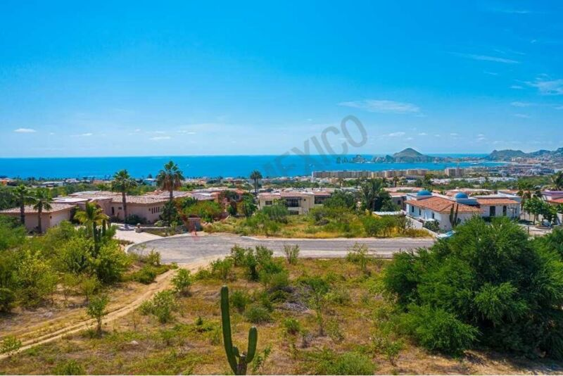 Se Vende Terreno Residencial en Rancho Paraiso El Tezal Corredor de Cabo San Lucas con ...