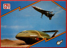 Thunderbirds PRO SET - Card #093 - Partners - Pro Set Inc 1992