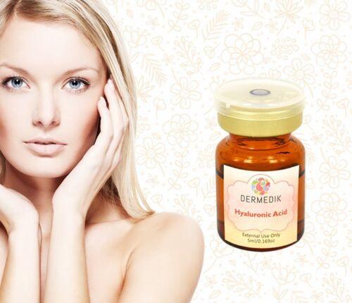 1 of 1 - 100% HYALURONIC ACID Serum Derma Roller Treatment hydrating 0.169oz anti age