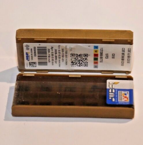 CCMT 3-2 SM IC8150 ISCAR *** 10 INSERTS *** FACTORY PACK ***
