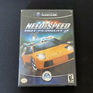 Need For Speed Hot Pursuit 2 Nintendo Gamecube 2002 Ebay