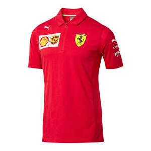PUMA-Scuderia-Ferrari-Team-Polo-Men-Polo-Auto