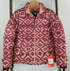 NWT-THE-NORTH-FACE-Small-Nuptse-2-700-Down-Womens-Aztec-Southwest-Jacket-New