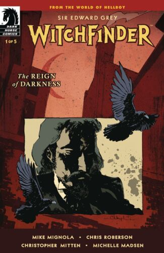 Witchfinder Reign of Darkness #1-5 Select Covers Dark Horse Comics 2019-2020 NM