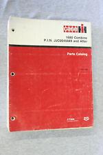 Case Ih 1680 Combine Original Parts Catalog 8 5620