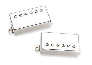 Seymour-Duncan-Pearly-Gates-Humbucker-Pickup-Set-Nickel-Covers-11108-49-NC-NEW