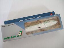 EVA AIR Boeing B747-400 1:200 hogan Snap together Model