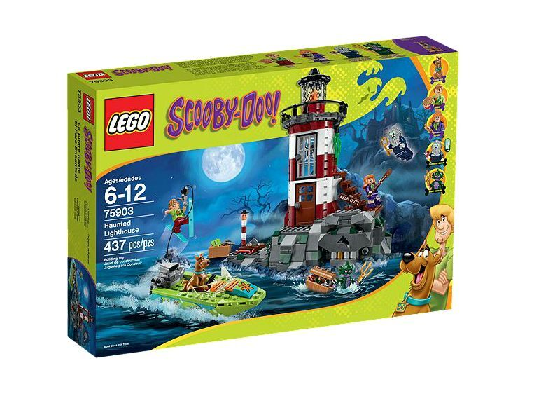 Lego ® Scooby-Doo 75903 Haunted Lighthouse Lighthouse Lighthouse New misb NRFB  hasta 60% de descuento