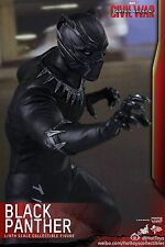 Hot Toys - Marvel - Captain America : Civil Wars - Black Panther 1/6 - Officiel