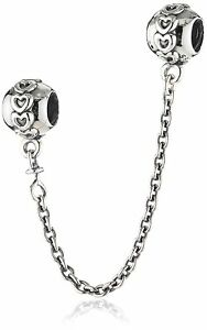 Genuine Pandora Safety Chain Charm Bead  791088 - <span itemprop=availableAtOrFrom>Manchester, United Kingdom</span> - Returns accepted - Manchester, United Kingdom