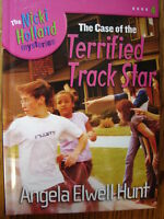 The Case Of The Terrified Track Star The Nicki Holland Mystery Series 4 Teens