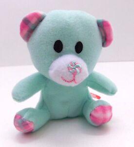 build a bear workshop cozy cute teddy mini plush bear mcdonald s