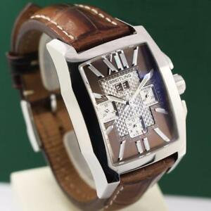 BREITLING-FOR-BENTLEY-FLYING-B-CHRONOGRAPH-A44365-AUTOMATIC-MEN-039-S-WATCH