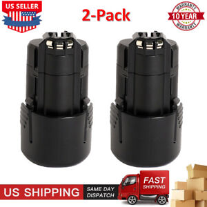 2PCS-2000mAh-12VOLT-Li-ion-12V-Li-ion-Battery-for-Bosch-BAT411-BAT411A-BAT412-US
