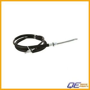 Parking Brake Cable Rear Left Dorman C93528 fits 84-92 Ford Ranger