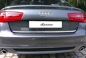 Embellecedor-trasero-cromado-para-Audi-A6-C7-Berlina