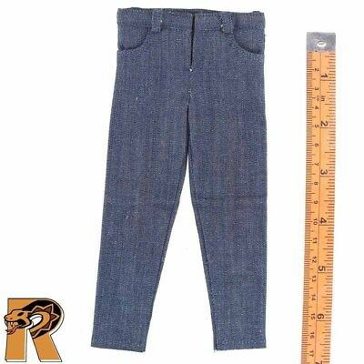 Blue Jeans Pants Action Figures 1//6 Scale Momtoys Cowboy