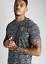 GYM-KING-Mens-High-Build-Logo-Retro-Stripe-Designer-Casual-T-Shirt-Tee-Top-New thumbnail 13