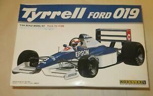 MODELER'S Tyrrell FORD 019 1/24 Scale Model Kit  5406  1/24